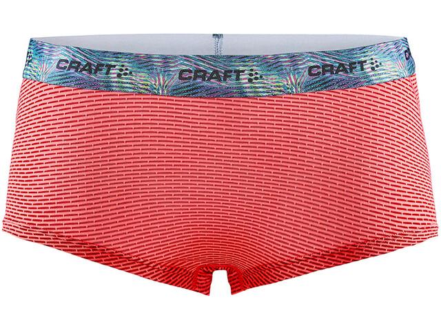 Craft Pro Dry Nanoweight Boxers Mujer, crush